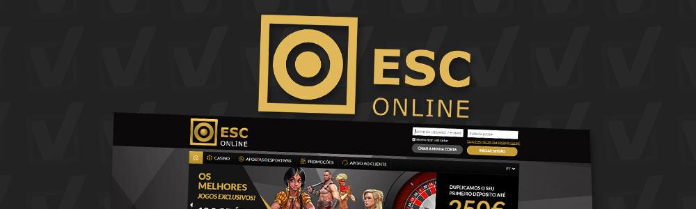 Codigo promocional esc online