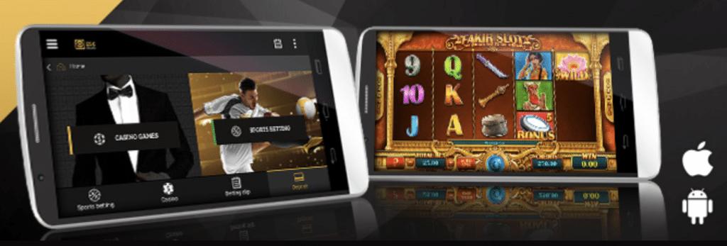 Esc Online Mobile App