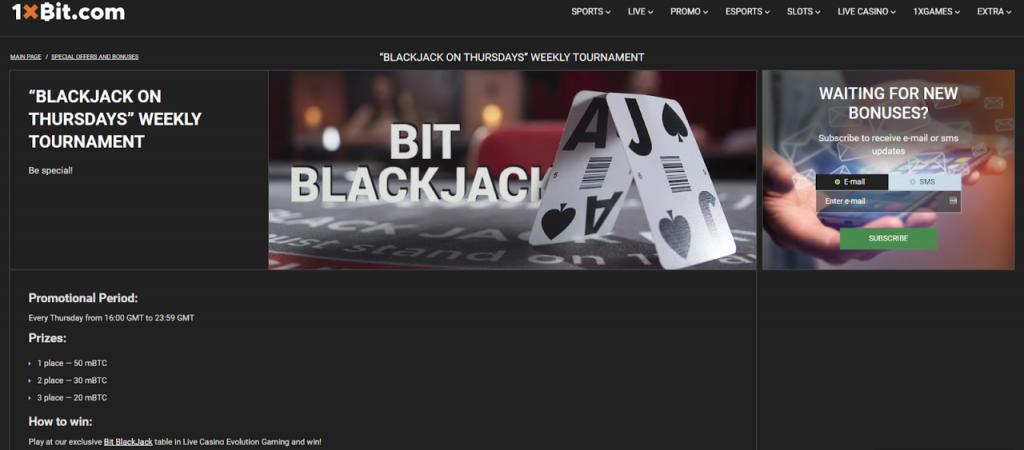 1xbit Casino online