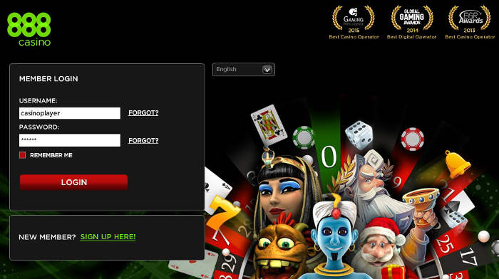 888 Casino é confiável?